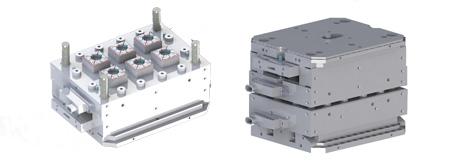 DURO-Presswerkzeug-6-fach-Zentralplatte