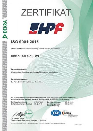 Zertifikat DIN ISO 9001:2015 [1,8 MB]